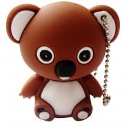 USB stick koala beer bruin (16 GB)