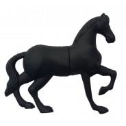 USB-stick zwart paard (16GB)