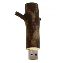 USB stick tak hout (64GB)