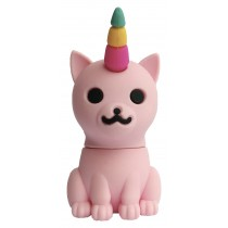 USB-stick Caticorn / Unicat / Kat / Poes met hoorn 16GB