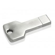 USB-stick Sleutel zilver metaal 8GB