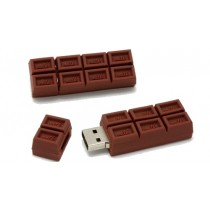 USB-stick chocolade 8 GB