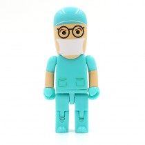 USB-stick Dokter 8GB high speed (USB 3.0)