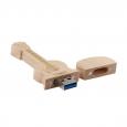 USB-stick houten gitaar (8 GB)