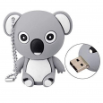 USB-stick koala beer grijs 16GB